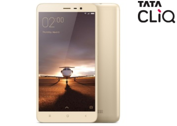 Back In Stock : Xiaomi Redmi Note 3 Dual Sim [4G, 32 GB] at Just Rs. 11999 + FREE Shipping low price