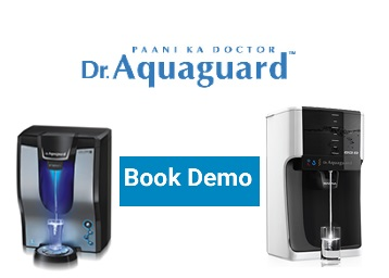 Book a Free Demo Of Dr. Aquaguard Water Purifier [Pure As Well As Healthy (130 Labs Certified)] low price