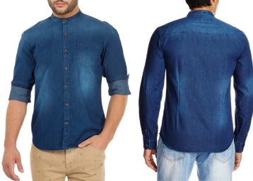 {80% Claimed} Highlander Men's Casual Shirt at Just Rs. 449 + FREE Shipping low price