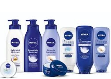 Nivea Beauty Products Upto 25% off or more from Rs. 69 discount deal