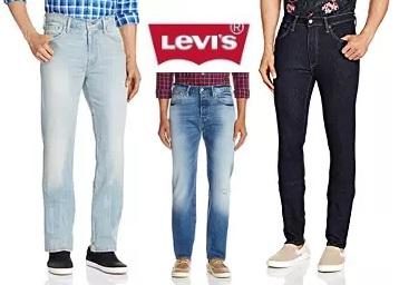 Get Minimum 60% Off On Levi
