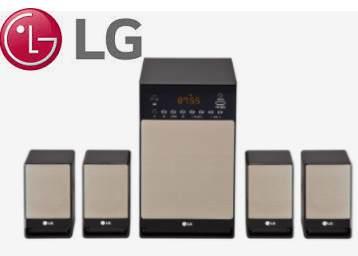 (Lowest Online) LG Boom Blast LH64G 4.1 Bluetooth Speaker System at Flat 40% Off discount deal