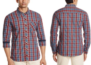 [All Sizes] Lightning Deal : Flying Machine Men's Casual Shirt Flat 60% Off + FREE Shipping low price