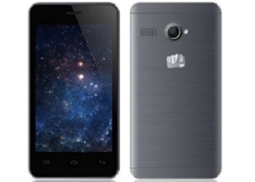 LOWEST : Micromax Bolt Q326 Plus Dual Sim 8 GB (Grey) From Rs. 2898 discount deal
