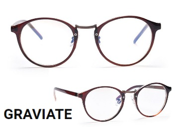 Steal : Graviate Brown Full Frame Round Eyeglasses at just Rs.14 | Flat 99% off discount deal