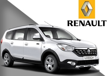 Get Best On Road Price, Why compromise on family trips? Book a Renault Lodgy today low price