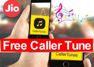 Jio Tunes – Activate Free Jio CallerTune for 30 Days discount deal