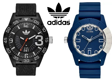 Exclusive Launch : Adidas Watches Flat 50% Off + FREE Shipping low price