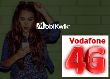 Get 50% SuperCash on Vodafone SuperDay & SuperWeek. Get Unlimited Calls & 4G/3G Data! low price