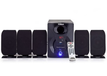 Deal is 60% Claimed – Envent ACE 5.1 Multimedia Home Theatre Rs. 2159 discount deal