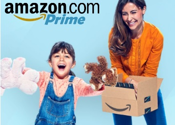 Join Amazon Prime & Get Rs.250 Back Into Your Pay Balance discount deal