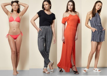 Get Flat 60% Off On Women's New Look Clothing From Rs. 319 low price