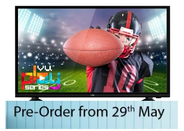 STEAL PRICE : Vu 98cm (39) Full HD LED TV at Just Rs. 23999 + FREE Shipping low price