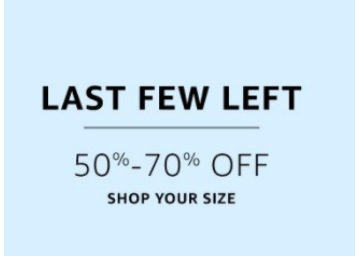 Top Clothing & Footwear Brands 50% Off From Rs. 97 + 10% Cashback As Pay Balance low price
