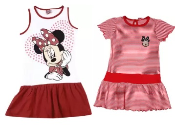 Kid's Special : Girl's Disney Clothing Flat 68% Off From Rs. 314 + FREE Shipping low price