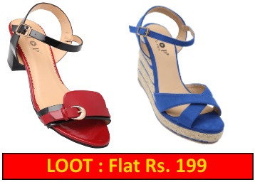 shoe discount offer