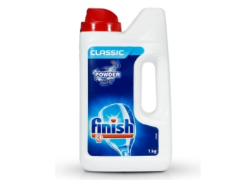 LOOT : Finish Classic Dishwasher Powder Detergent 1 Kg at Just Rs. 126 + FREE Shipping low price
