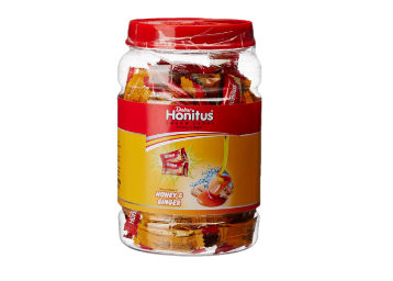 Dabur Honitus Cough Drops Jar – 100 Count (Honey Ginger) at Rs. 70 + FREE Shipping discount deal