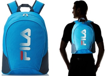 Fila Polyester Blue Laptop Bag at Flat 40% Off from Rs. 599 low price