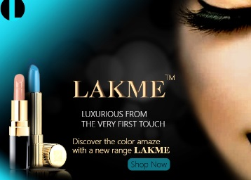 STEAL : Lakme Beauty Products Flat 40% Off From Just Rs. 240 discount deal