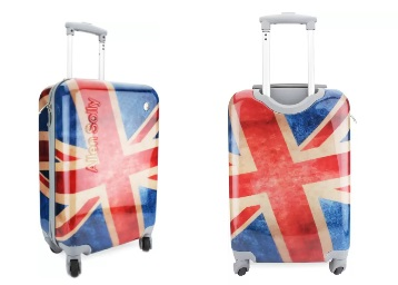 Allen Solly Cabin Luggage – 19.7 inch at Just Rs. 2400 + FREE Shipping low price
