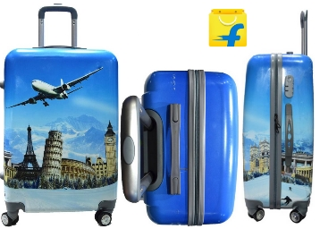 Limited Stocks:- Texas USA Cabin Luggage at FLAT 69% OFF + Extra Rs. 150 Cashback low price