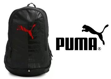 886350f29b8 Flat 70% Off - Puma Graphic 33 L Medium Backpack at Just Rs. 475 at ...