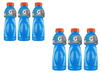 Gatorade Sports Drink, Blue Bolt, 500ml each (Pack of 6) From Rs. 192 low price