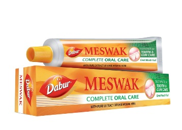 Dabur Meswak Complete Oral Care 200g at Just Rs. 69 + FREE Shipping discount deal