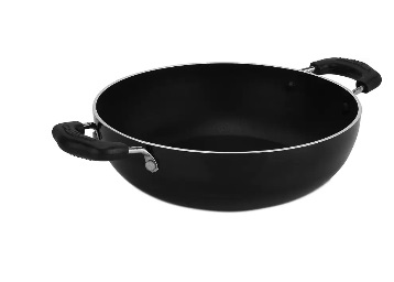 Steal : Kreme Kadhai 1.5 L (Aluminium, Non-stick) at just Rs.219 low price