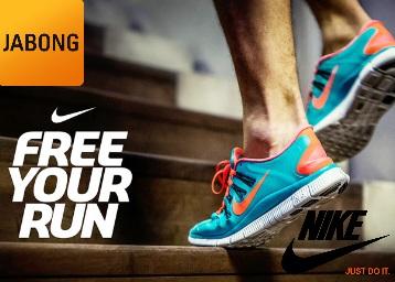 Footwear discount offer
