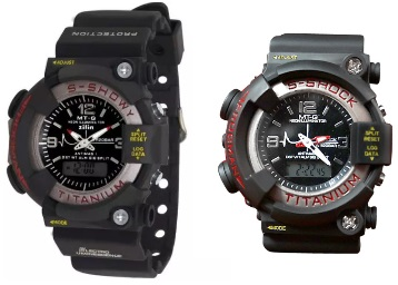 (5* Rating):- S-shock Sport Watch at FLAT 95% OFF + Free Shipping + 10% Cashback low price