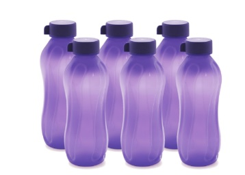 Lightning Deal : Cello Aqua Cool bottle, 1000ml (Set of 6) at Rs. 252 + FREE Shipping For Prime low price