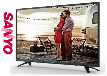 Steal:- Sanyo 43 inches Full HD LED TV at just Rs.25990 + FREE Shipping discount deal