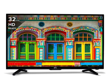Lightning Deal : BPL 80cm (32 inches) Vivid HD Ready LED at Rs.12990 + FREE Shipping low price