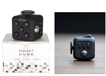 Lightning Deal:- Chronex Stress Relief Fidget Cube at Just Rs. 342 + Free Shipping low price