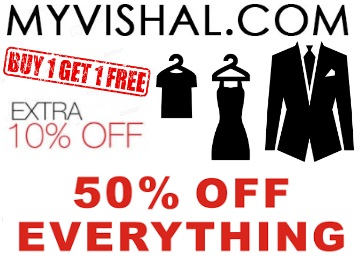 FKM Exclusive:- FLAT 50% OFF Fashion + Combo Offers + Extra 10% OFF + FREE Shipping discount deal