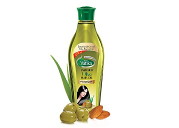 Get A Chance To Get Free Sample Of Dabur Vatika Olive Hair Oil By Simple Form Fill Up low price