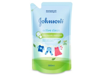 Get Johnson's Baby Laundry Detergent 500ml Rs. 270 + Free Shipping low price