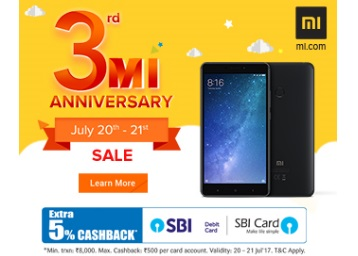 bf666cdf5c4 LAST DAY   Mi 3rd Anniversary Sale  Offers Ending Today  at ...