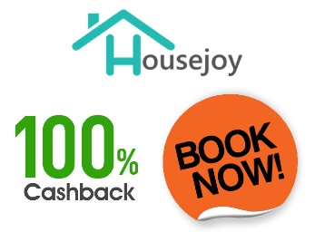 Housejoy Bang : Get 100% Cashback Up to Rs. 1000 On All Services low price