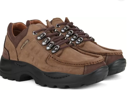 Special Discount:- Woodland Outdoors (Brown) at FLAT 41% OFF + More Offers