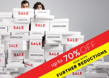 Koovs Big Bang Sale : Up to 70% Off On Fashion From Just Rs. 79 low price