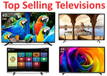 STEAL : Televisions Lightning Deals upto 40% off + Extra 10% Cashback low price
