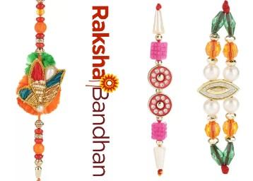 Flipkart DOD : Rakhi & Rakhi Gift Sets Under Rs. 199 From Just Rs. 99 low price
