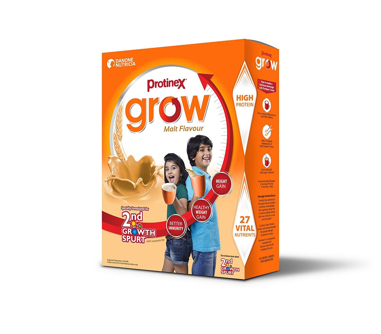 Protinex Grow – 400 g (Malt) @ Rs 199 low price
