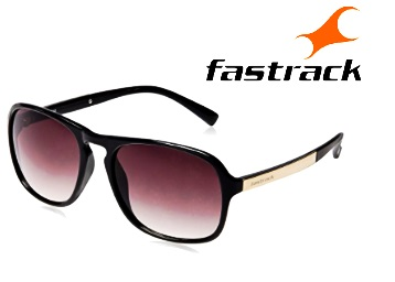 Buy Fastrack Rectangular Sunglasses From just Rs.425 + FREE Shipping low price