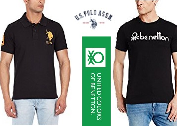 Get Minimum 50% OFF ON UCB & US assn. Clothing + Extra 15% Cashback + FREE Shipping discount deal