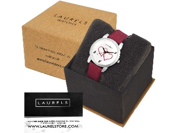Steal Price : Laurels Analog Women's Watch at Flat 85% Off {40% Claimed) low price