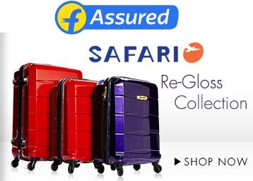 Get Minimum 60% Off on Safari Suitcases + FREE SHIPPING low price